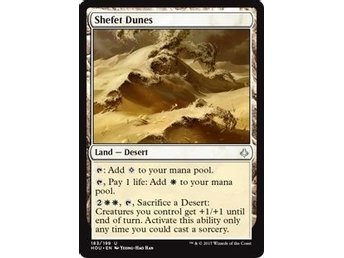 MtG, Shefet Dunes, Hour of Devastation
