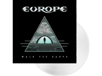 Europe -Walk the earth lp white vinyl Joey Tempest / J.Norum