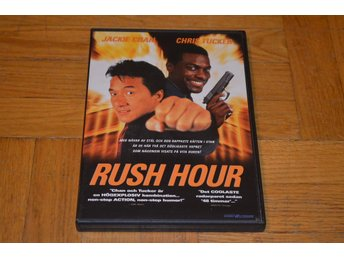 Rush Hour ( Jackie Chan Chris Tucker ) 1998 - DVD