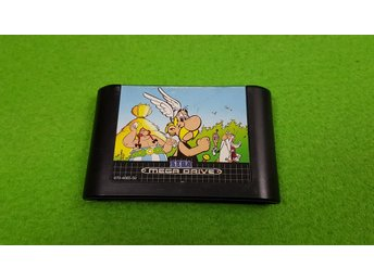 Asterix and the Great Rescue Sega Megadrive