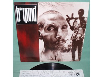 BEYOND - Chasm , VERY RARE UK 1993 LP , prog metal , foetus