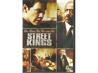 STREET KINGS - KEANU REEVES ( SVENSKT TEXT )
