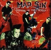 Mad Sin ? Survival Of The Sickest! - CD NY - FRI FRAKT