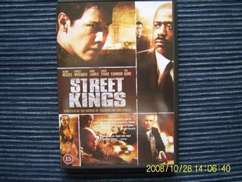 DVD - Street kings