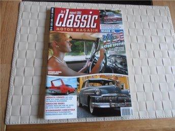 CLASSIC MOTOR Nr8-2002 PLYMOUTH SUPERBIRD, DE SOTO 1950 - öregrund - CLASSIC MOTOR Nr8-2002 PLYMOUTH SUPERBIRD, DE SOTO 1950 - öregrund