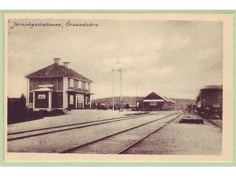 Örsundsbro järnvägsstation. - Sollentuna - Örsundsbro järnvägsstation. - Sollentuna