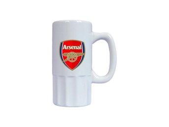 Arsenal F.C. porslin ölkrus, Arsenal porslin ölstop - Karlskrona - Arsenal F.C. porslin ölkrus, Arsenal porslin ölstop - Karlskrona