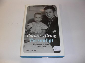 Personligt - Barbro Alving
