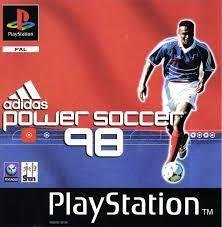 Adidas Power Soccer 98 - Playstation 1