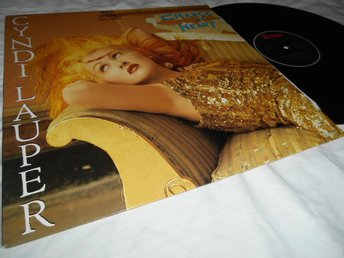 Cyndi Lauper - Change Of Heart (12a) NM/EX