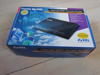Zyxel Prestige 100IH ISDN-router