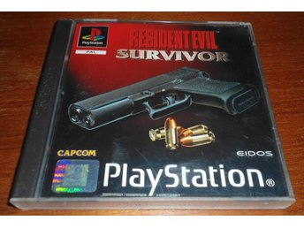 Resident Evil Survivor - PS1 / Playstation 1
