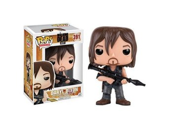 Pop! TV: The Walking Dead - Daryl with Rocket Launcher [391]