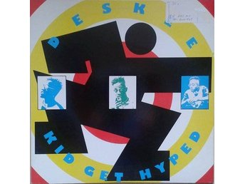 "Deskee title* Kid Get Hyped *House 12"" US"