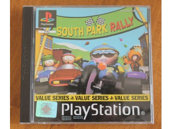South Park Rally - Playstation