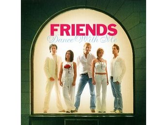 Friends: Dance with me 2002 (CD)