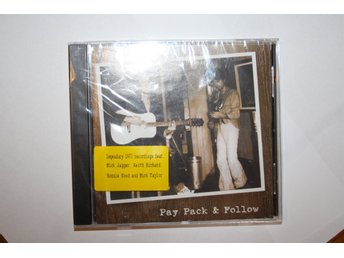 John Phillips Rolling Stones CD Pay pack and follow