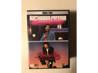 Richard Pryor x 2/Here and now och Live on the Sunset strip/2-disc