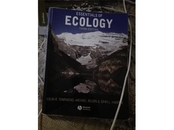 ESSENTIALS OF ECOLOGY THIRD EDITION