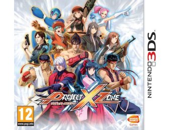 Project X Zone - Nintendo 3DS
