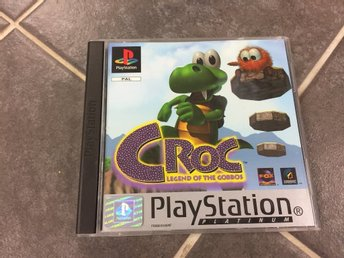 Croc - Legend Of The Gobos till PS1