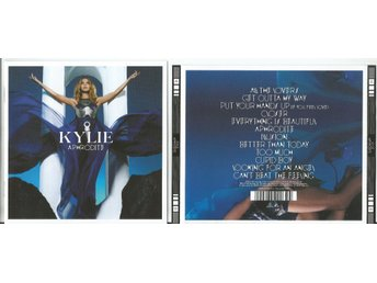 Kylie, Minogue - Aphrodite (CD 2010)