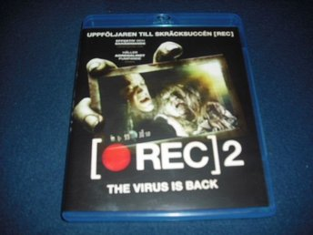 Rec 2 - The Virus is back - Bluray