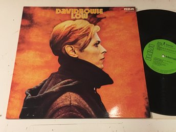 DAVID BOWIE low LP -77/8? UK RCA INTS 5065