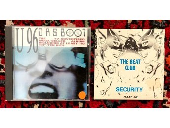 The Beat Club Security  Made In Germany + U 96 Das Boot electro