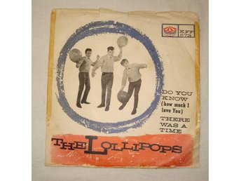 LOLLIPOPS - Do You Know (how much I love you) Swe-64 45""