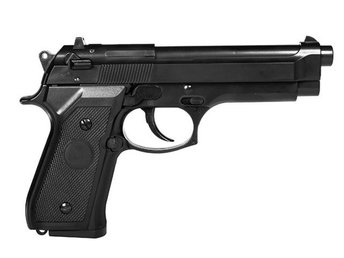 STTI ST92F NON-BLOWBACK AIRSOFT 6MM GAS PISTOL - BLACK