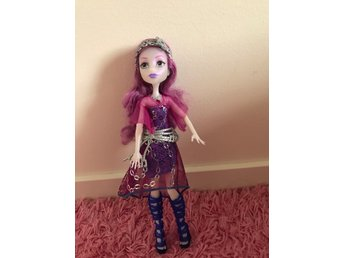 stor monster high docka