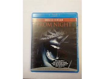 Prom Night Unrated Version Blu-ray
