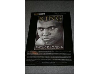 David Remnick - King of the world - Muhammad Ali