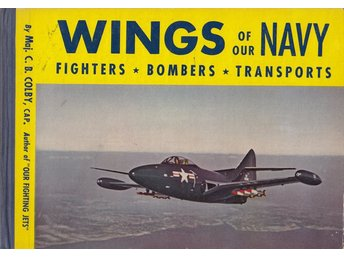 Wings of our Navy 1952 - (på engelska)