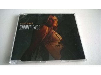 Jennifer Paige - Stranded, Promo, single, CD