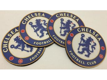 CHELSEA COASTERS - Set of 4