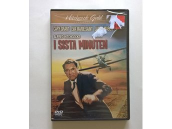 I sista minuten - 1959 - North by Northwest - Alfred Hitchcock - DVD