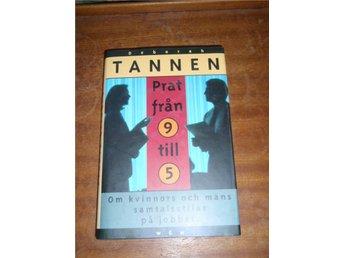 Deborah Tannen - Prat från 9 till 5 om kvinnors och mäns - Norsjö - Deborah Tannen - Prat från 9 till 5 om kvinnors och mäns - Norsjö