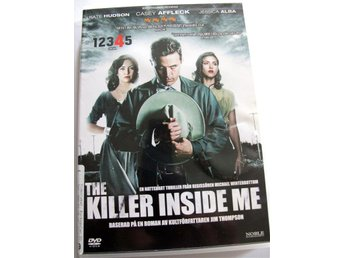 The killer inside me    dvd
