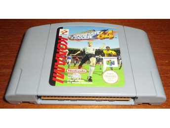 International Superstar Soccer 64 - N64 / Nintendo 64
