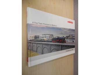 A Fine Train Precision in Märklin Z 2005 Presentation Book