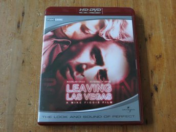 LEAVING LAS VEGAS (HD DVD) Nicolas Cage