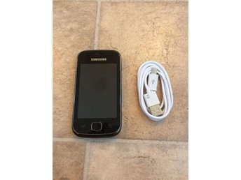 Samsung Galaxy GiO GT-S5660 + 3.15MP kamera +Laddare  Android !!!!