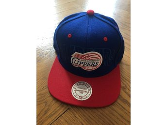 Los Angeles Clippers NBA Snapback Keps Mitchell & Ness M&N