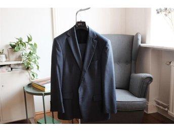 Hugo Boss kostym, blå, 46 - Göteborg - Hugo Boss kostym, blå, 46 - Göteborg