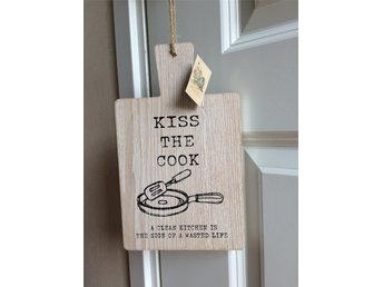 Ny! Kiss the cook 14.5x24cm