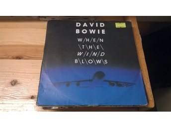 David Bowie - When The Wind Blows, EP