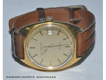 1 fin vintage Longines Automatic Swiss Made, V13405