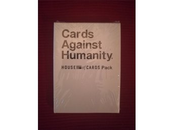 Cards against humanity expansion, House of Cards Pack